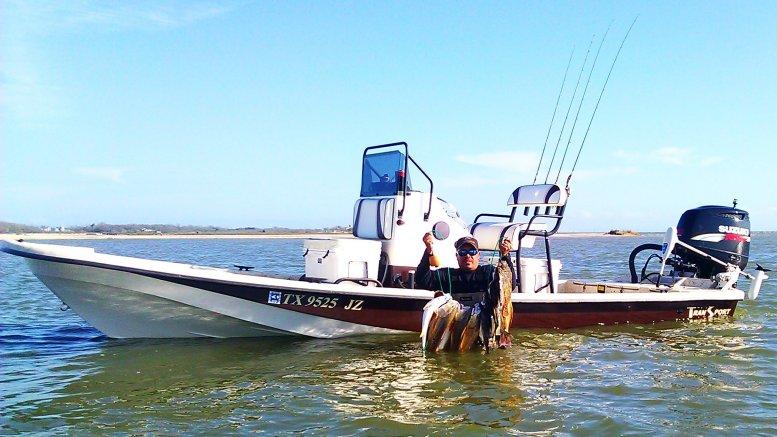 Galveston bay fishing guides for galveston bay galveston for Fishing charter galveston
